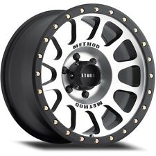 Method MR30578555300 NV Wheel 17X8.5 Size 5X5.5 PCD Matte Black Machined Face