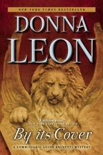 By Its Cover by Donna Leon (2015, Paperback)