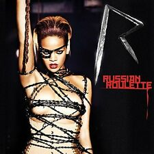 Rihanna Russian roulette (2009; 2 tracks) [Maxi-CD]