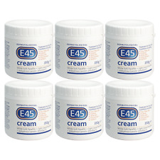 E45 Cream 350g Dermatological Moisturising Cream Tub for Rough Dry Skin MultiBuy