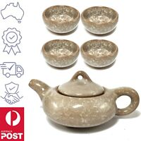 Kung fu Tea Ceremony Set Porcelain Ceramic Gongfu Cha Chinese Teapot Glazed cups