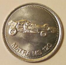 Hot Wheels Matra Ms 120 Shell Coin '72 Premium Hotwheels