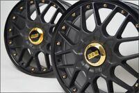 60x BBS RS 795 18 Zoll Felgenschrauben M7x24 mm RX GOLD Schrauben VW Audi 5x112