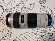 MINT Canon EF 70-200mm f/4L USM Lens NON-IS