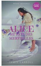 Alice Au Pays des Merveilles: By Carroll, Lewis