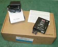 Milan Technology MIL 140 Ethernet Media Converter 10 BASE-T to 10 BASE-FL Unused