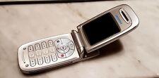 Medion MD 95100 ( Modell 2860 ) KlappHandy in Silber