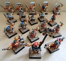 1998 Dwarf Long Drong Slayer's Pirates Citadel Warhammer Pro Painted Dogs of War