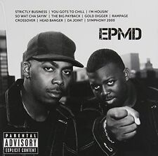 Icon - Epmd (CD Used Very Good) Explicit Version