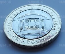 2014 Uncirculated British  £2 Trinity House Two Pound Coin hunt