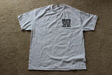NKOTB New Kids On The Block The Package Tour 2013 Local Crew Staff Shirt XL
