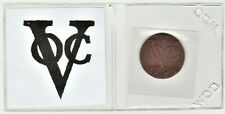 1790 VOC EAST INDIA COMPANY duit  2x2 COIN HOLDER (DISCOUNT FOR MULTIPLE COINS)