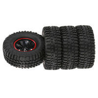 """4pcs 1.9"""" 103mm 1/10 Scale Tires for 1/10 D90 Axial SCX10 RC Rock Crawler"""