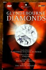 Glyndebourne Diamonds - Fidelio, Macbeth, The Rake's Progress...  - DVD, As New