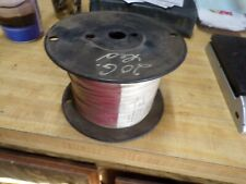 anixter wire 20 gauge red 1000 ft new