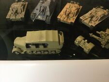 Ho Scale Military Model Lot