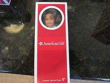 NEW American Girl Doll mini  NIB Book box friend retired 6 inch Samantha great