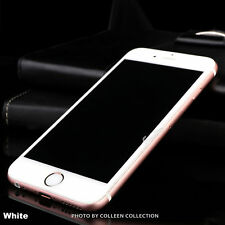 5D Full Cover Tempered Glass Screen Protector for iPhone X 8 7 6 6S Plus BLACK