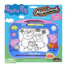 Peppa Pig Magna Doodle Portable Magnetic Drawing Board Toy NEW