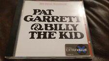 CD Album Bob Dylan Pat Garrett & Billy The Kid
