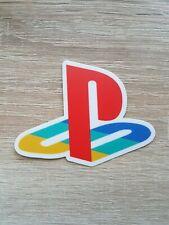 Playstation classic logo vinyl sticker