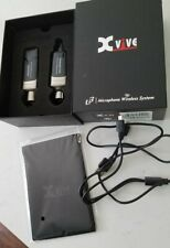 XVive U3 2.4ghz Wireless Microphone System