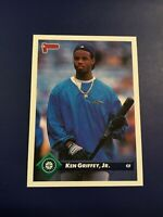 1993 Donruss # 553 KEN GRIFFEY JR Seattle Mariners RARE TOUGH LOOK !