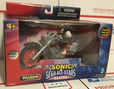 "Sonic Jazwares Shadow the Hedgehog 3"" Inch with Motorcycle Racing Figure"
