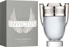 Paco Rabanne Invictus Edt Spray 100ml Men's Perfume Original Free shipping !