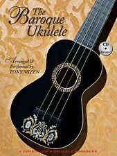 The Baroque Ukulele Sheet Music Fretted Book and CD NEW 000102886