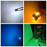 8V-LED WEDGE LAMPS-BUY 3 GET 3 FREE! Pioneer Project/One-COLOR CHOICE!! RECEIVER