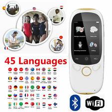 K1 Portable Smart Translator 45 Languages Voice WIFI Offline Translation Travel