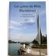 Les galets du Rhin, Rheinkiesel Vol. 3 - LD PERRIN et JC MEYER