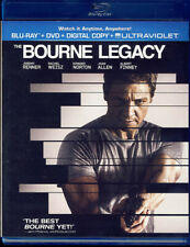 THE BOURNE LEGACY (BLU-RAY + DVD + DIGITAL COPY + ULTRAVIOLET) (BLU-RA (BLU-RAY)