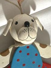 Sevi Holzspielzeug Hampelmann bunter Hund - Vintage - Sevi Südtirol