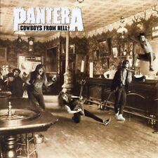 Pantera – Cowboys From Hell Vinyl 2LP ATCO Records 2010 NEW/SEALED