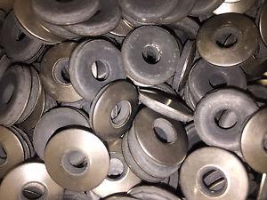 Dichtscheiben mit grauem EPDM  Edelstahl A2 Scheiben E16 6,7 und 8,4