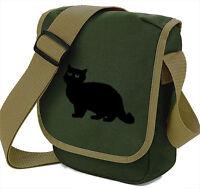 Cat Bag Mini Reporter Shoulder Bags British Shorthair Cat Mothers Day Gift