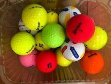 Free Shipping 60 Aaaaa Assorted Color Mix Used Golf Balls