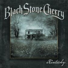 BLACK STONE CHERRY KENTUCKY DELUXE CD & DVD ALBUM (April 1st 2016)