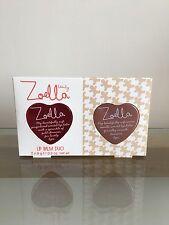 ZOELLA BEAUTY ❤️ Lip balm duo Gingerbread & Vanilla sented ❤️