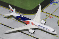 Gemini Jets 1:400 Scale Malaysia Airlines Airbus A350-900 9M-MAC GJMAS1721