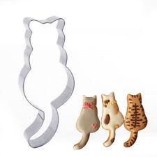 Gato Masita Cortador Sugarcraft Galleta Pastelería Horneado De Pastel De Fondant