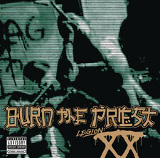 Burn the Priest ( Lamb of God ) - Legion: XX [New CD] Explicit