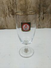 VINTAGE / COLLECTABLE BASS NO 1 BARLEY WINE GLASS