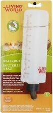 Living World Guinea Pig, 450 ml, 16 oz Bottle with hanger - Rats, Ferrets, Birds