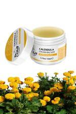 LOT OF 3 Calendula Cream-Balsam,110 ml./3.6 fl.oz(for eczema,psoriasis,diabetes)