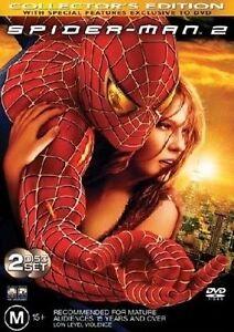 Spider-Man 2, Collectors Edition, Region 4