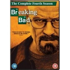 Breaking Bad - Season 4 [DVD] Very Good DVD Anna Gunn,Aaron Paul,Bryan Cranston