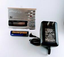 Kenwood DMC-G7R MiniDisc playerRecorder w/ Adapter *Works*